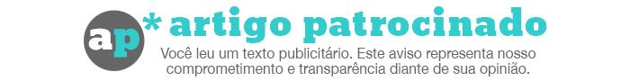 Artigo patrocinado por marca parceira