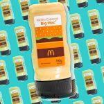 Molho Especial Big Mac do McDonald's: quase um molho tártaro?