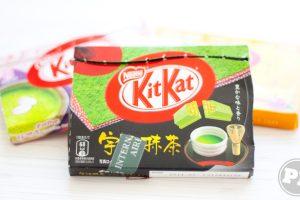 KitKat de Chá Verde, Maracujá e Sakura