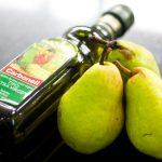 Bolo de Pera e Azeite Extra-Virgem Carbonell