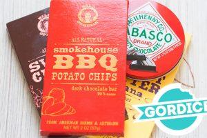 PraComer: Chocolate Defumado com Batata Chips