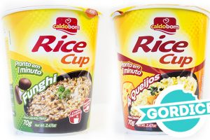 Resenha: Arroz Instantâneo Rice Cup