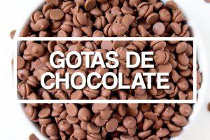 Ingredientes: Gotas de Chocolate