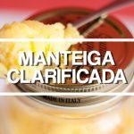 Diferenças de Manteiga Clarificada, Ghee e de Garrafa