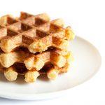 Waffle de Pão de Queijo: Crocante e Muito Queijo