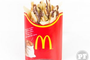 McChoco: Batata Frita Com Chocolate
