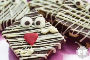 Fudge de Chocolate e Pasta de Amendoim