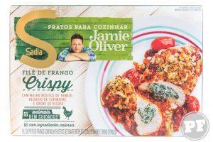 PraComer: Filé de Frango Crispy do Jamie Oliver