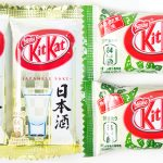 Kit Kat do Japão: Sake, Wasabi e Assado