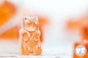 Gominha de Champagne (Gummy Bear)