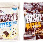 Resenha: Hershey's Bites Cookies 'n' Cream e Ao Leite