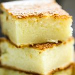 Butter Mochi: Bolo de Coco do Hawaii Sem Glúten