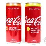 Resenha: Coca-Cola Edição Limitada de Laranja e Limão Siciliano