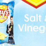 Resenha: Lay's sabor Salt & Vinegar Edição Limitada
