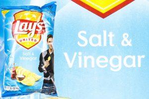 PraComer: Lay's sabor Salt & Vinegar Edição Limitada