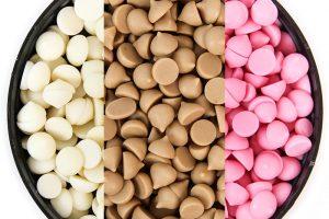 PraComer: Chocolate sabor Doce de Leite, Iogurte Grego e Morango da Sicao