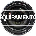 Equipamentos para Foto e Vídeo de Comida