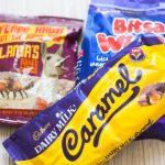 Resenha: Chocolate da Britânico Cadbury e Chips da Llamas