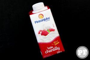 Resenha: Creme de Leite Chantilly da Piracanjuba