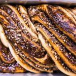 Babka: Pão Doce de Nutella e Chocolate