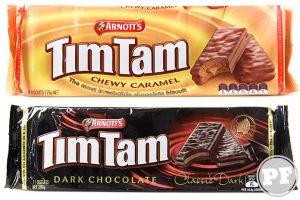 Resenha: Tim Tam Australiano Caramelo, Dark e Original no Brasil