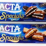Resenha: Lacta Specials Oreo e Chocobiscuit, as barras de 300g