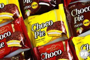 Resenha: Choco Pie Banana, Tradicional e Cacau