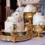 Bolo do Casamento Real: Meghan e Harry