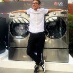 LG apresenta novidades na linha de Refrigeradores, Lavadora e Micro-ondas