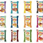 Lay's EUA: 12 Sabores Diferentes para Taste of America