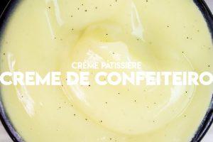 Receita de Creme de Confeiteiro Prático (Crème Pâtissière)