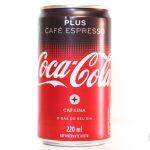 Resenha: Coca-Cola Plus Café Espresso