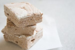 Marshmallow Mesclado de Chocolate