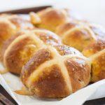 Pão Doce de Páscoa: Hot Cross Bun