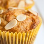 Muffin de Laranja e Butterscotch