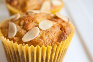 Muffin de Laranja e Butterscotch
