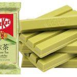 Nestlé Lança Kit Kat Matcha (Chá Verde) na Europa