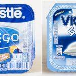 Iogurte Grego: Nestlé e Vigor