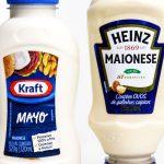 Resenha: Maionese Heinz versus Mayo Kraft