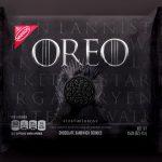 Oreo Game of Thrones Edição Especial