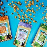 Ben & Jerry's EUA Lança a Massa de Cookie como Snack