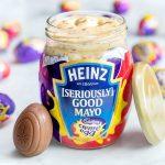 Heinz Inglesa Lança Maionese com Chocolate