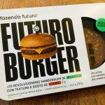 Futuro Burger (Hambúrguer Vegetal): ideia que precisa de refinamentos