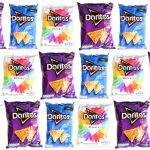 Chuva de Doritos Rainbow, Cool Ranch e Sweet Chili