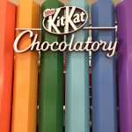 Nestlé inaugura loja Chocolatory Kit Kat no Morumbi Shopping