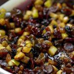 Mincemeat: Recheio de Frutas Inglês para Tortas