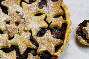 Torta de Frutas Inglesa (Mincemeat Pie)