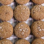Cookie de Gengibre Delicioso e Vegano
