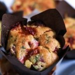 Muffin Salgado de Presunto e Queijo (Fácil e Prático)