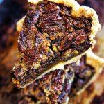 Pecan Pie: Torta de Nozes Pecan